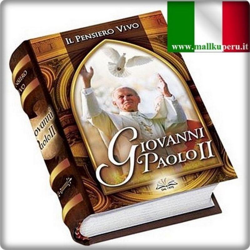 GIOVANNI-PAOLO-II---Il-pensiero-vivo